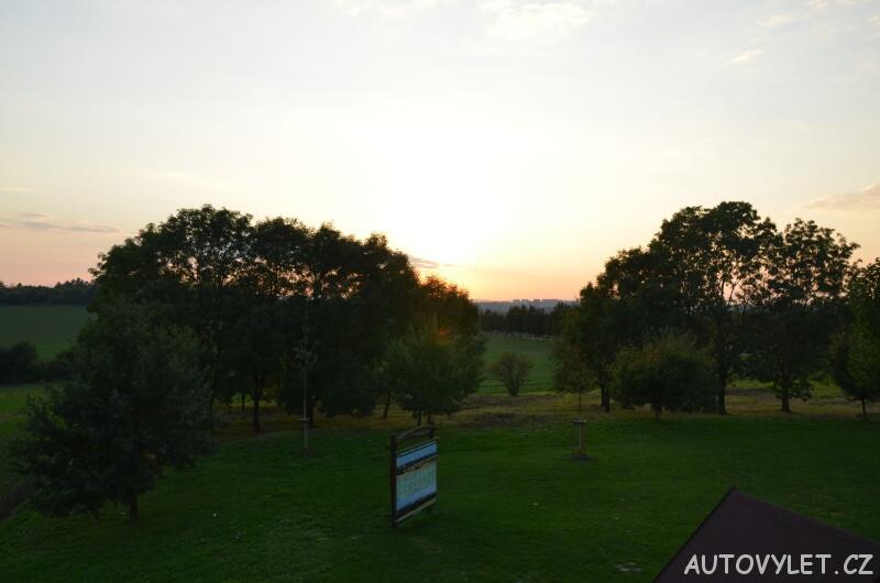 Výhled z rozhledny Hošťálkovice u Ostravy 2
