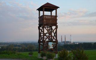 Rozhledna Hošťálkovice u Ostravy