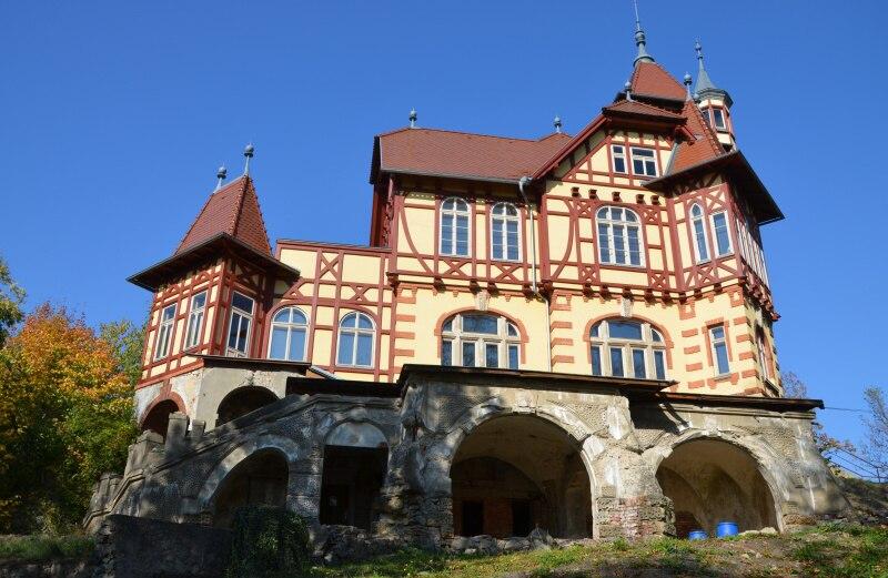 Rozhledna Hrádek Varnsdorf