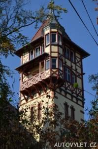 Rozhledna Hrádek Varnsdorf 10