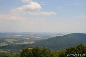 Rozhledna Jedlová hora - Jiřetín pod Jedlovou 4
