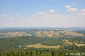 Rozhledna Jedlová hora - Jiřetín pod Jedlovou 5