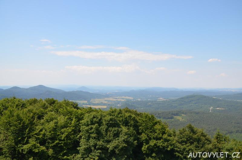 Rozhledna Jedlová hora - Jiřetín pod Jedlovou 6
