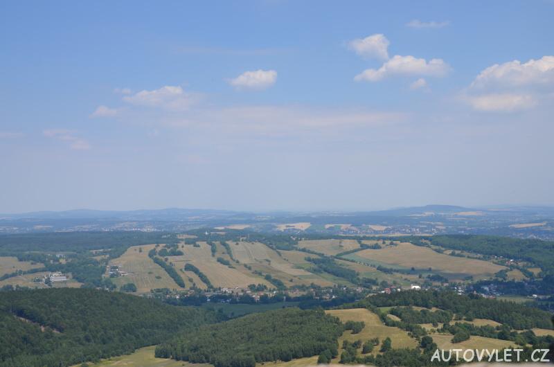 Rozhledna Jedlová hora - Jiřetín pod Jedlovou 7