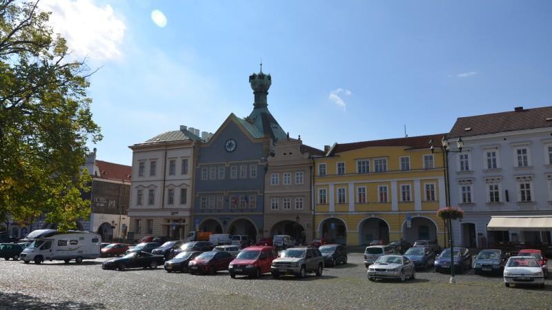 Rozhledna Kalich - vyhlídková radniční věž Litoměřice