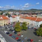 Rozhledna Kalich - vyhlídková radniční věž Litoměřice 2