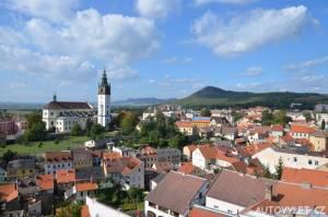 Rozhledna Kalich - vyhlídková radniční věž Litoměřice 3