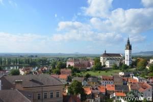 Rozhledna Kalich - vyhlídková radniční věž Litoměřice 4