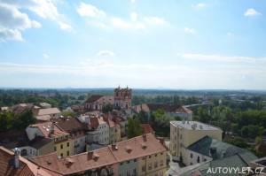 Rozhledna Kalich - vyhlídková radniční věž Litoměřice 5