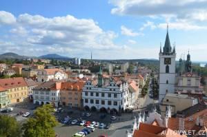 Rozhledna Kalich - vyhlídková radniční věž Litoměřice 6