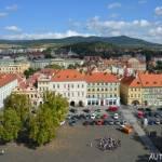Rozhledna Kalich - vyhlídková radniční věž Litoměřice 7