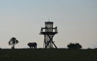 Rozhledna Maják - Strupčice u Chomutova