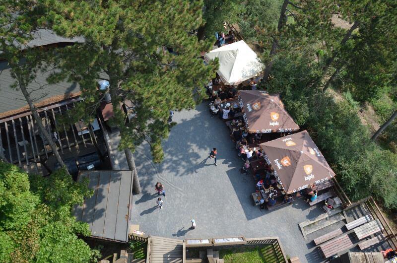 rozhledna obora zoo praha 5