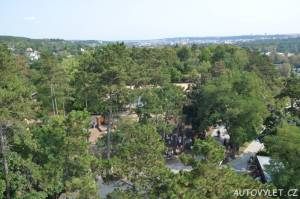 rozhledna obora zoo praha 6