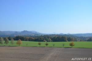 Rozhledna Rathmannsdorf - Německo 3