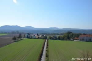 Rozhledna Rathmannsdorf - Německo 4