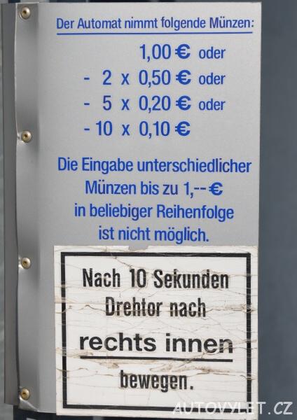 Rozhledna Rathmannsdorf - Německo 7