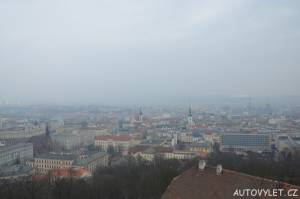 Rozhledna Špilberk - hrad Brno 3