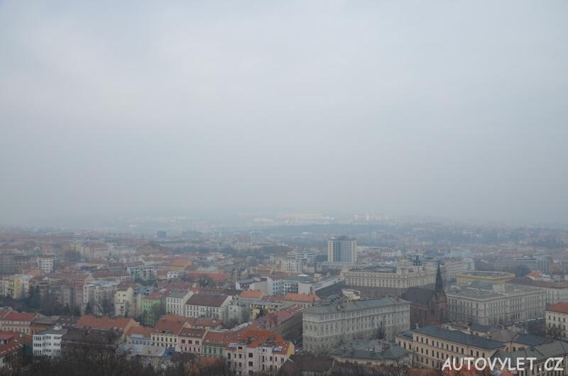 Rozhledna Špilberk - hrad Brno 4