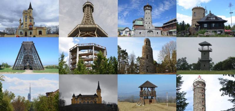 Rozhledny v ČR
