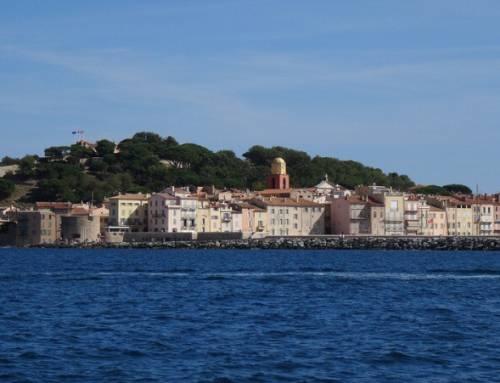 Dovolená v Saint Tropez na jihu Francie