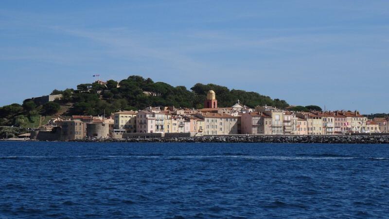 Saint Tropez Francie