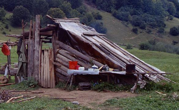 Salaš - Rumunsko