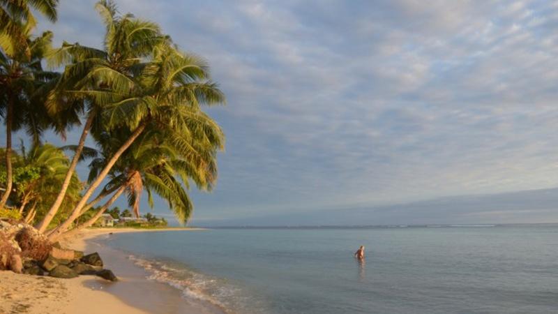 Samoa dovolená