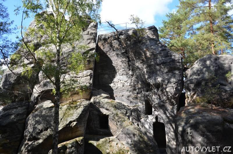 Samuelova jeskyně - Sloup v Čechách 2