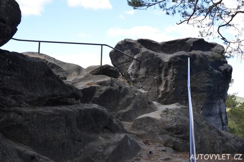 Samuelova jeskyně - Sloup v Čechách 7