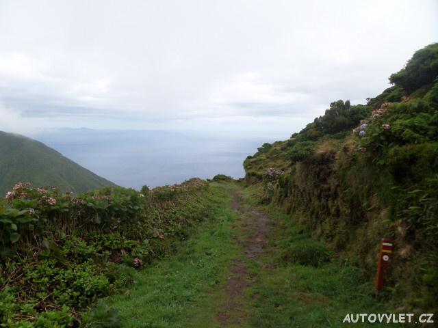Sao Jorge Faja da Cubres - Azorské ostrovy - Azory dovolená
