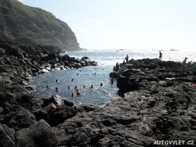 sao miguel - ponta da ferraria - Azorské ostrovy - Azory dovolená