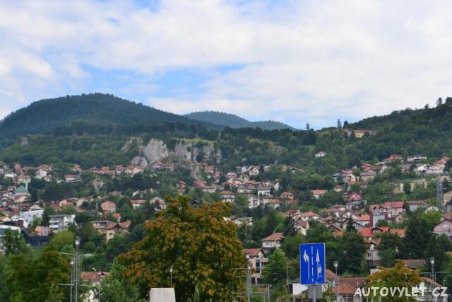Sarajevo Bosna stopem