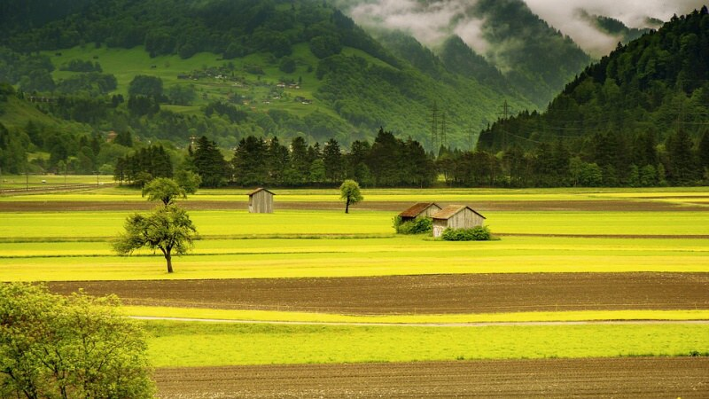 Schiers Švýcarsko