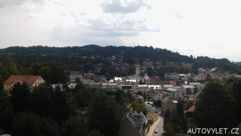 Sebnitz město Německo