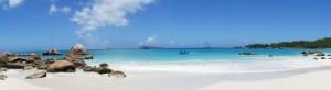 seychely dovolená moře