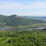 Vyhlídka Skalky u Moravan