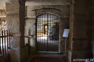 Skalní hrad a poustevna Sloup v Čechách 5