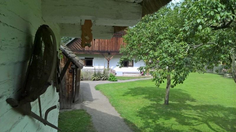 Skanzen Přerov nad Labem