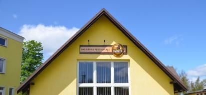Sklářská restaurace Prácheň