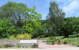 skleníky fata morgana botanická zahrada praha
