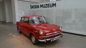 Škoda muzeum Mladá Boleslav