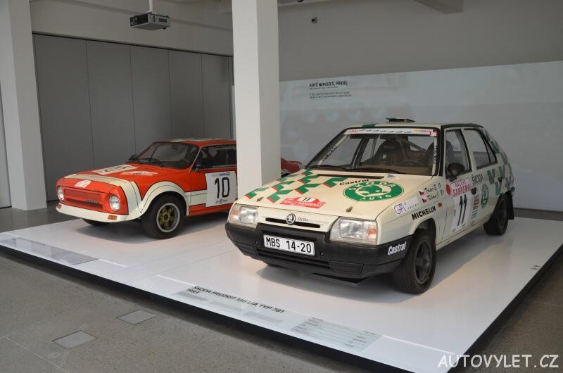 Škoda muzeum Mladá Boleslav 2