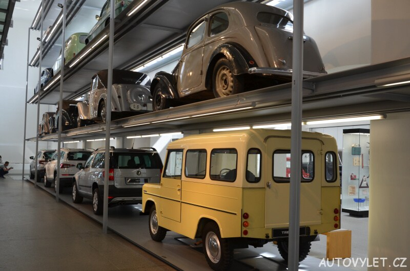 Škoda muzeum Mladá Boleslav 3