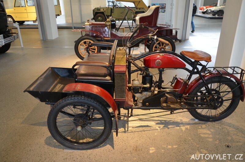 Škoda muzeum Mladá Boleslav 6