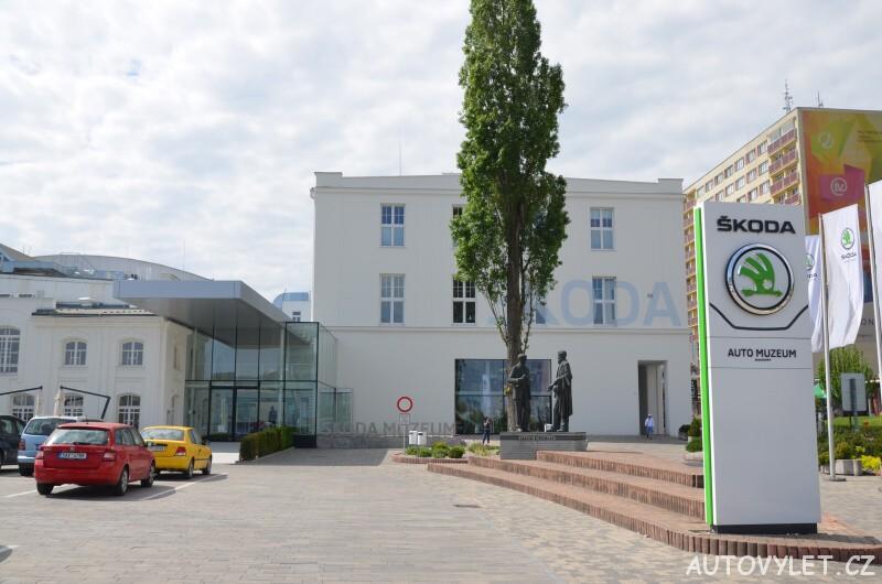 Škoda muzeum Mladá Boleslav 21