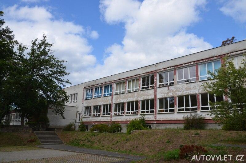 Škola - Miedzyzdroje Polsko
