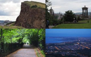 skotsko edinburgh