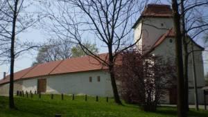 Slezskoostravský hrad Ostrava