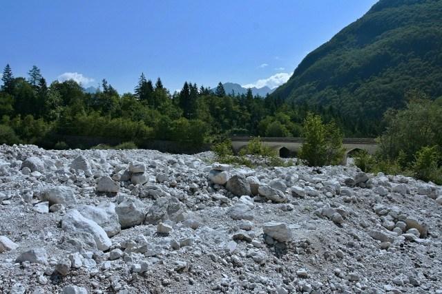 Slovinskem až do národního parku Triglav